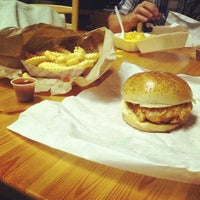Photo taken at Burger Express by Kyle S. on 9/30/2012