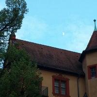 Photo taken at Altstadt Durlach by Birgit S. on 7/5/2014