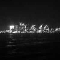 Photo taken at Boston Harbor Water Taxi by Courtney W. on 2/19/2016