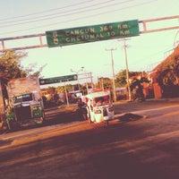 Photo taken at Parque Subteniente López by Adri S. on 4/27/2014