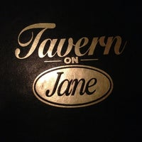 Photo taken at Tavern on Jane by James D. on 10/12/2012