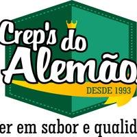 Photo taken at Crep's do Alemão by Éverton B. on 7/4/2015