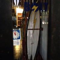 Photo taken at Lightning Bolt Surf Shop by Billy U. on 10/17/2013