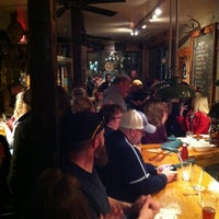 Photo taken at North Country Brewing Co by Katja K. on 11/21/2012