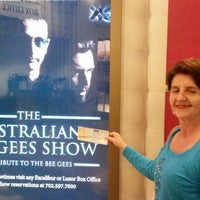 Photo taken at Australian Bee Gees Show by Wanderley C. on 9/30/2014
