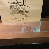 Photo taken at Burberry by Safinaaz R. on 9/3/2013