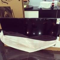 Photo taken at Sony Store by Zoraya R. on 4/18/2014