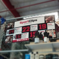 Sport Clips Haircuts of Clayton Valley Shopping Center