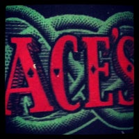 Photo taken at Ace's Bar by Orlando P. on 4/11/2013