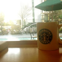 Photo taken at Starbucks Coffee 名古屋伏見ATビル店 by 文具営業専門家 h. on 1/5/2013