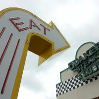 Photo taken at Quaker Steak & Lube® by Kevin M. on 10/15/2012