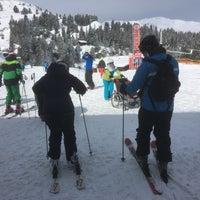 Photo taken at Mayrhofen by Olivera on 3/16/2016