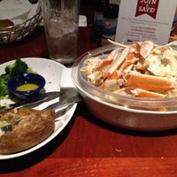 Photo taken at Red Lobster by Brent M. on 11/26/2013