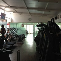 Photo taken at The Gym by Emmanuel D. on 6/10/2013