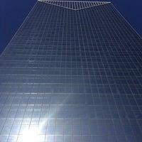 Photo taken at Centennial Tower by David T. on 3/26/2014