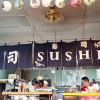 Photo taken at Young's Sushi by Tom F. on 8/9/2013