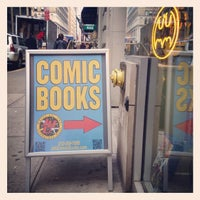 Photo taken at JHU Comic Books by Justin A. on 10/25/2013