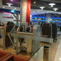 Photo taken at Fitness First by Meepooh S. on 6/15/2013