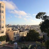 Photo taken at Russian Hill by Yana f. on 5/21/2016