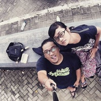 Photo taken at STMIK AKAKOM Yogyakarta by Rozaq Y. on 4/17/2015