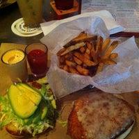 Photo taken at MexiBBQ Kitchen & Draught by Lora P. on 6/2/2013