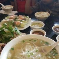 Photo taken at Com Tam Dao Vien Peach Garden by NEANEA Renata A. on 5/29/2016