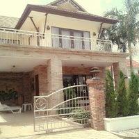 Photo taken at Aonang Garden Villa Krabi by Porpirun ..property Krabi on 6/7/2013