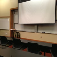 Photo taken at University of Michigan School of Information by Andrea N. on 2/22/2013