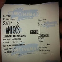 Photo taken at Cinemex by Antonio O. on 10/7/2012