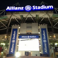 Photo taken at Allianz Stadium by Stiven C. on 10/11/2013