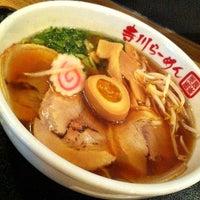 Photo taken at Terakawa Ramen by @cfnoble on 9/18/2012