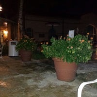 Photo taken at Four Points Pool Chill Area by Ehren on 9/30/2013