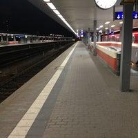 Photo taken at Saarbrücken Hauptbahnhof by Konstantin A. on 6/26/2013