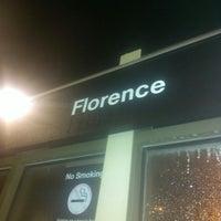 Photo taken at NJT - Florence Station by Nolan H. on 10/15/2013