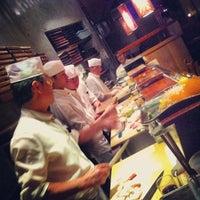 Photo taken at Blue Ribbon Sushi by Xristina X. on 8/20/2013
