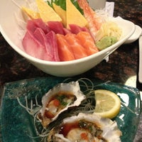 Photo taken at Sushi Raw by Stacey T. on 9/8/2013