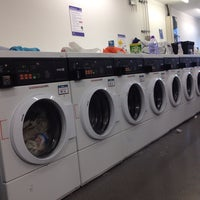 Photo taken at The Northfield Laundrette by Nellija B. on 9/28/2014