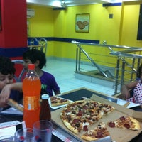 Photo taken at Domino's by Zeeshan K. on 10/6/2012