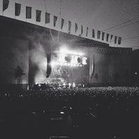 Photo taken at San Manuel Amphitheater by Neph T. on 6/5/2013