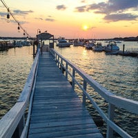 Photo taken at Louie's Oyster Bar & Grille by Konstantin S. on 8/7/2014