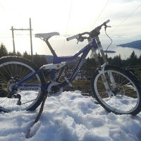 Photo taken at Cypress Provincial Park by Dan W. on 2/15/2013