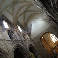 Photo taken at St Mary de Haura by Adam T. on 8/16/2014
