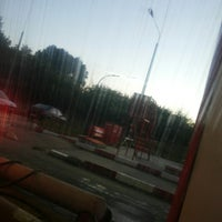 Photo taken at Лукойл АЗС №5 by Яна Т. on 7/22/2013