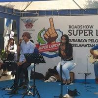 Photo taken at SMP Negeri 46 Surabaya by Zia M. on 3/12/2014