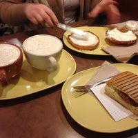 Photo taken at Panera Bread by Mathew D. on 10/15/2013