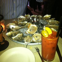 Photo taken at Mermaid Oyster Bar by Martha S. on 8/22/2012