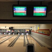 Photo taken at Cannon Lanes by Michael T. on 8/30/2012