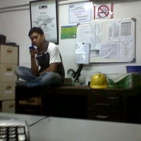 Photo taken at OMS OILFIELD SERVICES by Amirul S. on 6/7/2013
