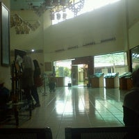 Photo taken at Perpustakaan Nasional RI by Nusrat J. on 1/4/2013