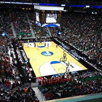 Photo taken at Vivint Smart Home Arena by Nate B. on 3/22/2013